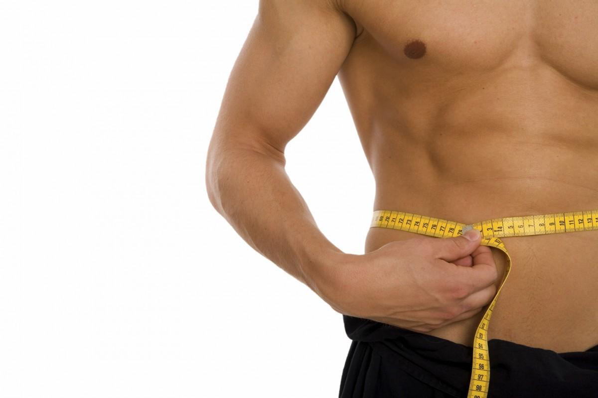 perdre du poids chez l'homme