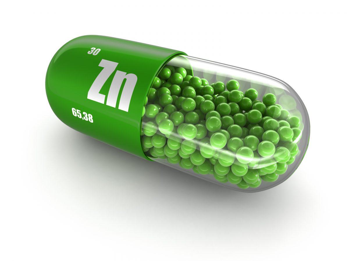 bienfaits du zinc sur la peau