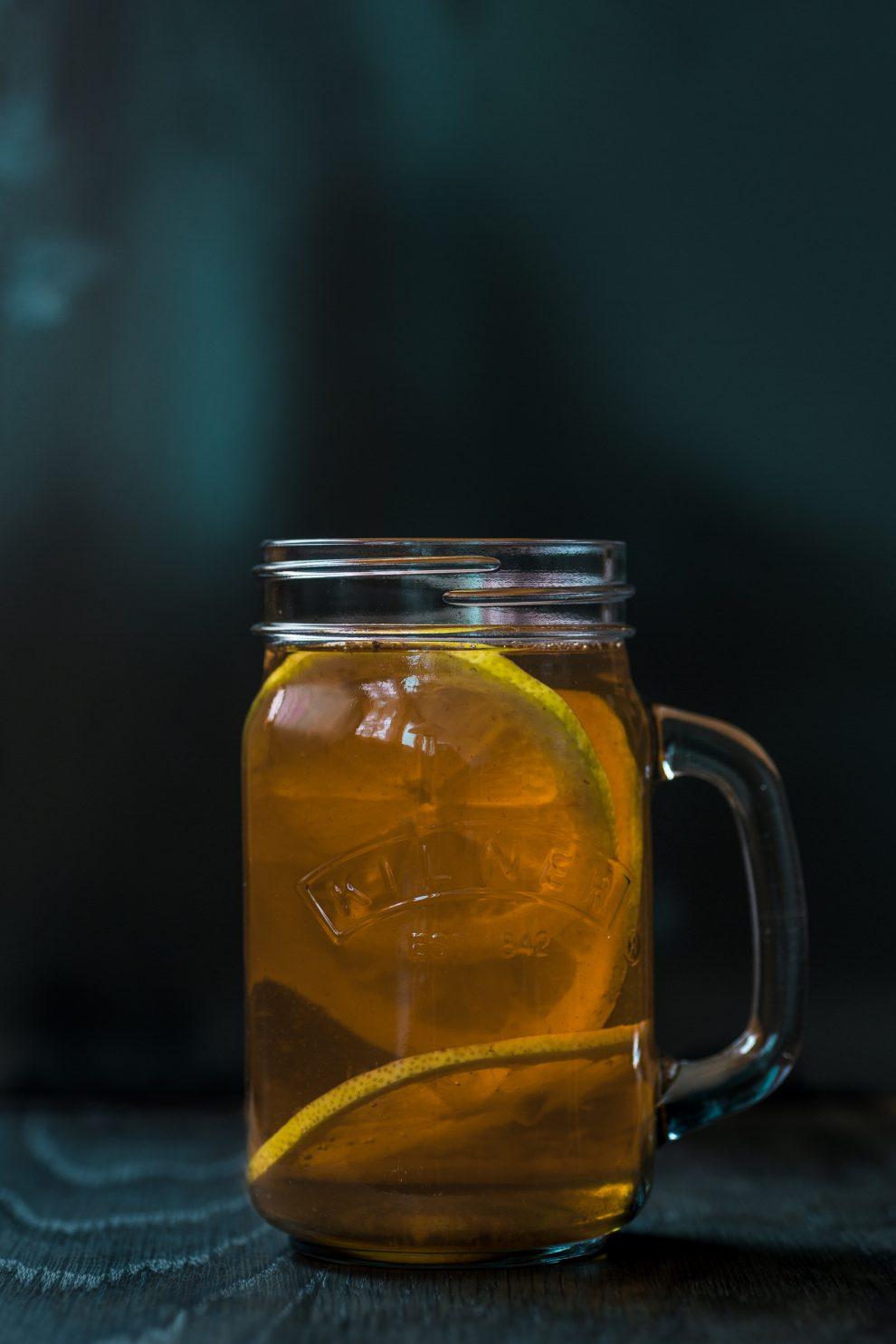 mincir avec une detox citron et curcuma